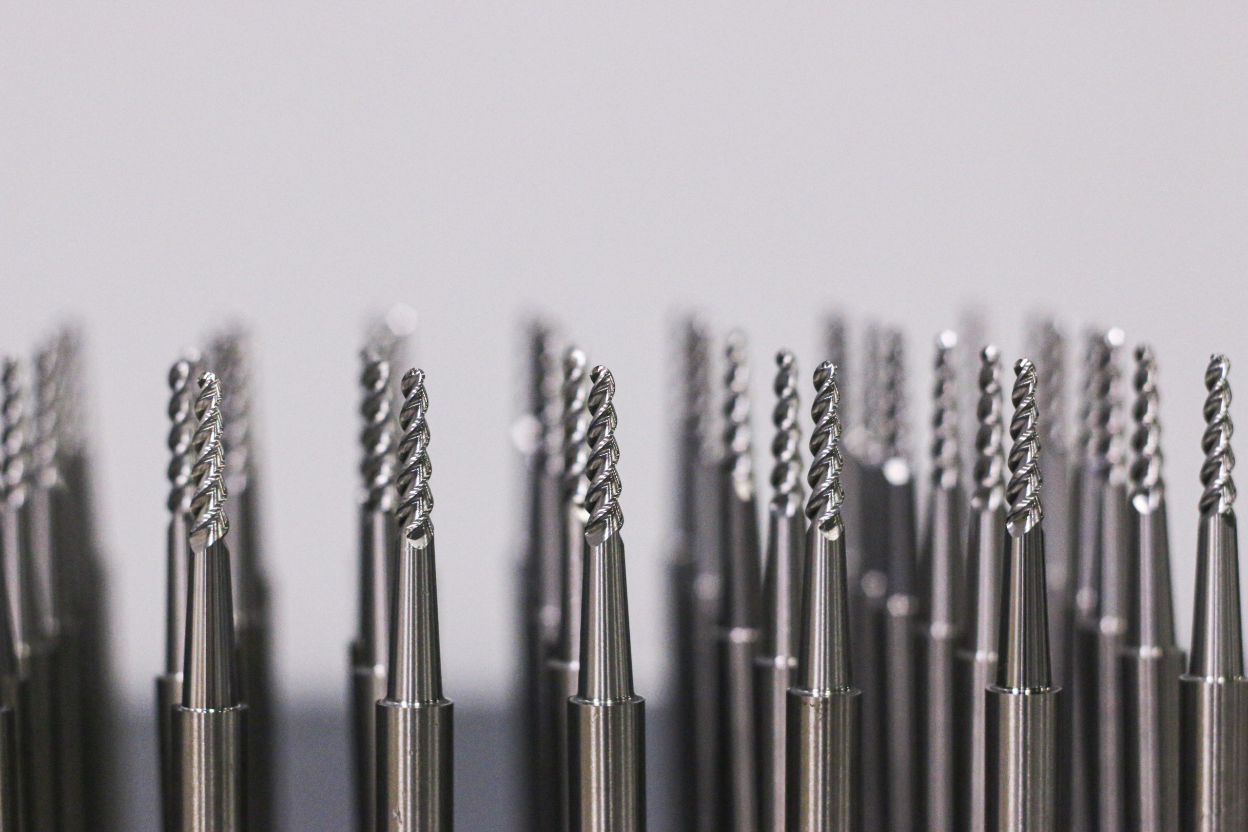Custom End Mill Aerospace